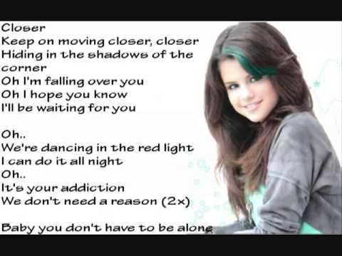 Traduction Selena Gomez Red Light lyrics   traductions musique