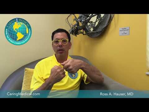 Mágneses lézerterápia artrózis kezelésében