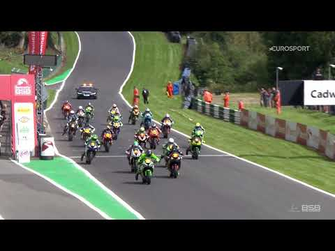 2019 Pirelli National Superstock 600 Championship, Round 8, Cadwell Park