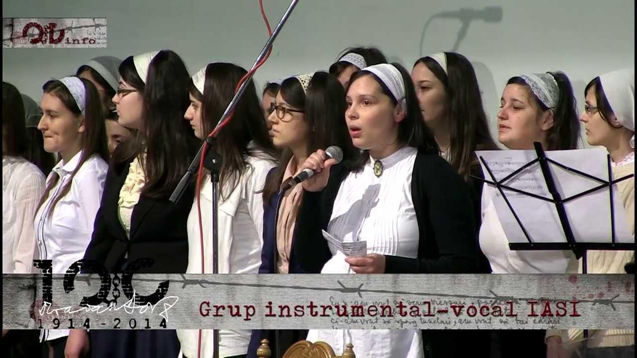 Te văd pe țărm – Tinerii din Oastea Domnului Iași