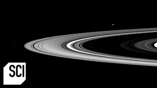 There's a Hole in One of Saturn's Rings