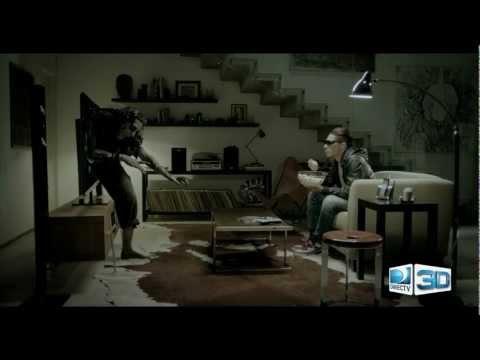 Guerrero grava comercial no Peru pra DirecTV 3D