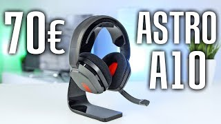 Astro A10 Gaming Headset - Review & Soundtest   Deutsch