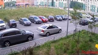Бабы за рулём, приколы на дороге 2018 год