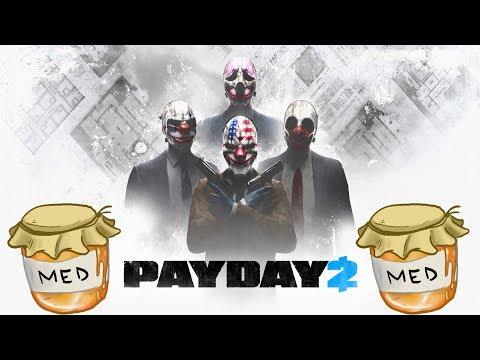 PayDay 2 - Sváteční vykrádačka