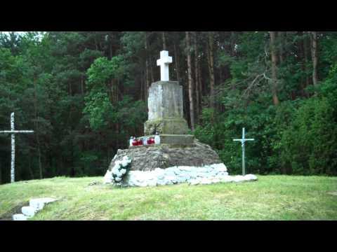Memorial to battle of Radzymin in Bolshevik War