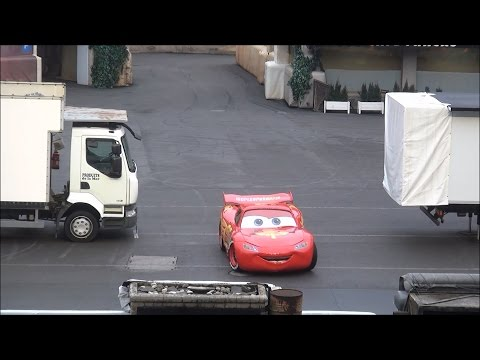 Moteurs… Action! Stunt Show Spectacular Disneyland Paris Spectacle complet Walt Disney Studios