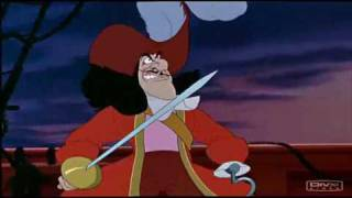 Captain Hook- He's A Pirate