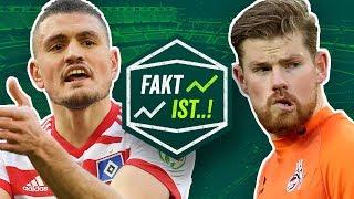 Fakt ist..! Abstieg HSV & Köln & CL für Schalke und Bayer! Bundesliga Rückblick 25. Spieltag 17/18