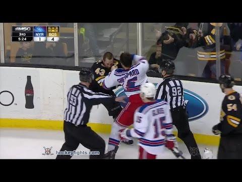 Matt Bartkowski vs. James Sheppard