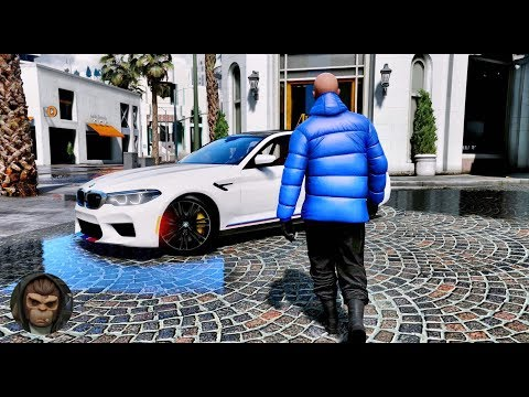 Download Gta V 2018 Bmw M5 F90 Redux 1 3 Ultra Realistic Graphics