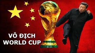Bóng Đá Trung Quốc Và Giấc Mơ Vô Địch World Cup