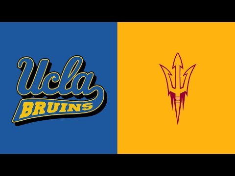 UCLA vs. Arizona State Preview And Prediction | CampusInsiders