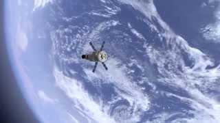 Космический Корабль Спутник Space Ship
