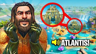 NEW UPDATE!! ATLANTIS IS HERE! (Fortnite Season 3)