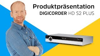 DIGICORDER HD S2 PLUS | Produktpräsentation | TechniSat