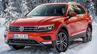 Volkswagen Tiguan (AD/BW) 2016 - dabar