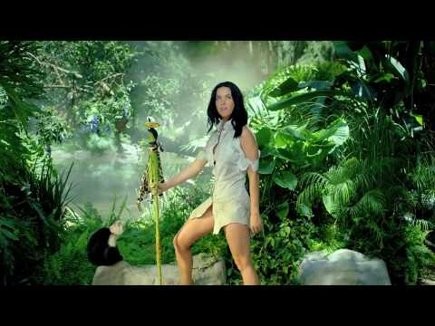 Katy Perry Roar official 2 Minutes video