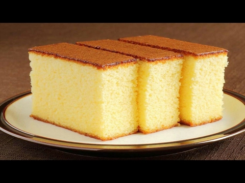 Simple Eggless Vanilla Sponge Cake Recipe    No Oven Sponge cake    Pressure cooker cake