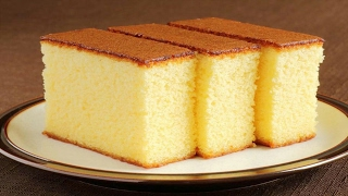 how to make sponge cake in microwave oven without egg