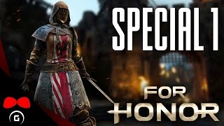 For Honor | SPECIAL #1 | Agraelus | CZ Lets Play / Gameplay [720p60] [PC]