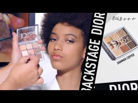 Backstage Eyeshadow Palette - Cool Neutrals by Dior #5