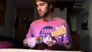 Dispatch - Two Coins - Ukulele Tutorial (replacement of original tutorial)