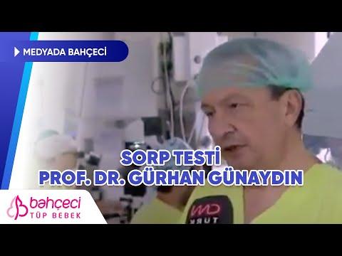 CNN Türk – Sorp Testi – Prof. Dr. Gürhan Günaydın