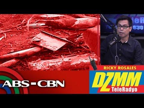 [ABS-CBN]  DZMM TeleRadyo: Slain Negros farmers were not land redistribution beneficiaries, says DAR