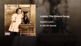 Lullaby (The Divorce Song)