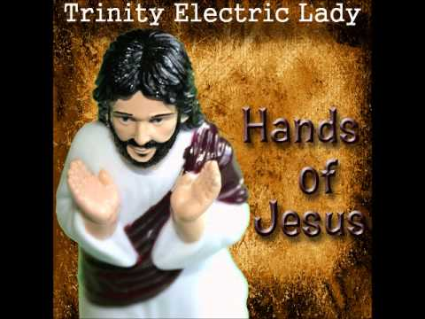 HANDS OF JESUS by Female Electric Lead Guitarist Trinity Electric Lady