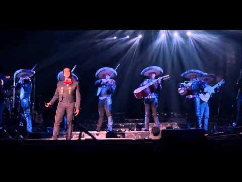 Alejandro Fernández - Abrázame - Confidencias reales en vivo