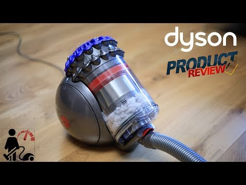 Dyson Cinetic Big Ball Animal Canister- Vacuum Cleaner review 2019