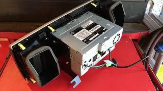 Toyota Sienna Radio Replacement 2011-2014