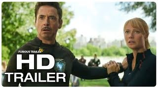 AVENGERS INFINITY WAR Loki is Dead Trailer (2018) Superhero Movie Trailer HD