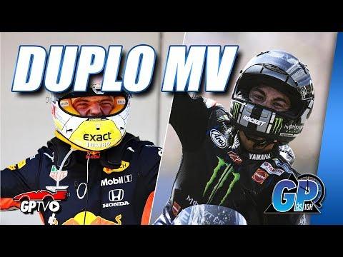 Sem vitória de líderes, MotoGP e F1 têm boas corridas | GP às 10
