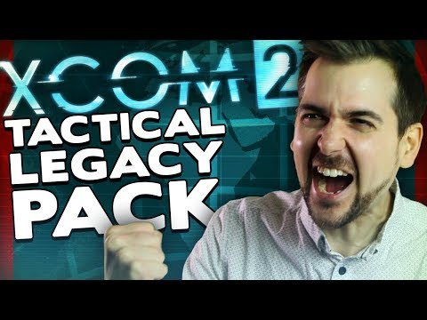 XCOM 2: Tactical Legacy - Blast from the Past
