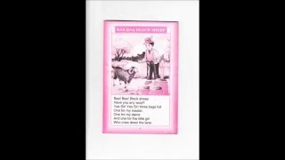 Nursery Rhymes A to Z Lyrics with Pictures
