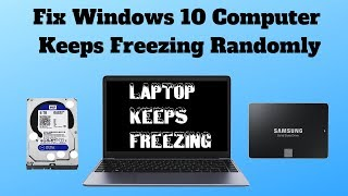 Fixed: Windows 10 Computer Locks Up or Freezes - Самые