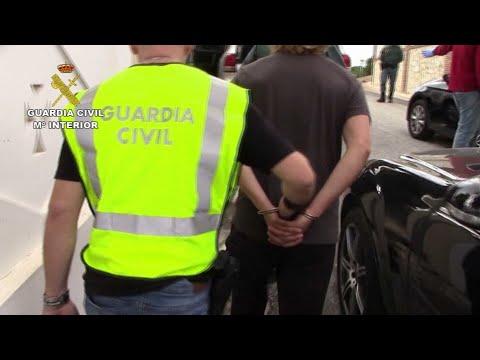 Desarticulada banda sicarios que asesinó a tiros a hombre en Mijas (Málaga)