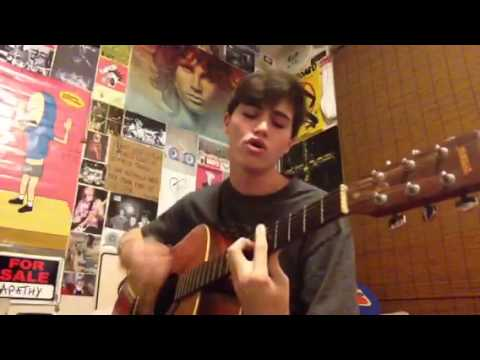 Don't Wanna Fall In Love by Green Day: solo cover