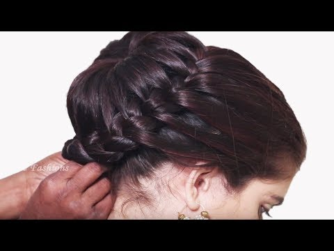 5 Amazing Hairstyle tutorial   Hairstyle compilations 2018   Hairstyle for Medium Hair