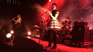 Sleater Kinney No Cities To Love, Bury Our Friends Live Slc The Depot