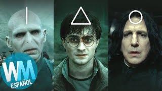 ¡Top 10 DETALLES más LOCOS que te PERDISTE de Harry Potter!