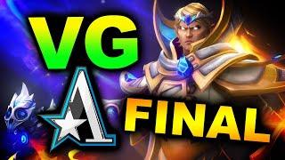 VICI GAMING vs ASTER - GRAND FINAL - I-LEAGUE 2021 DOTA 2