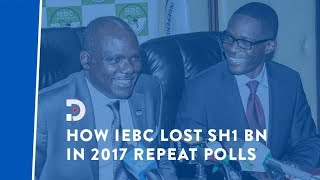 How Kenyans lost Sh1 billion in IEBC during repeat presidential election