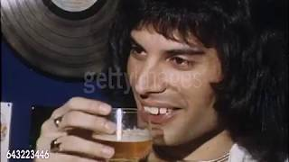 Queen Interview w/ Donnie Sutherland (1976) - RARE 6-minute cut (Incomplete) [Colors Corrected]