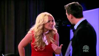 Britney Spears dans Will & Grace (moments drôles)