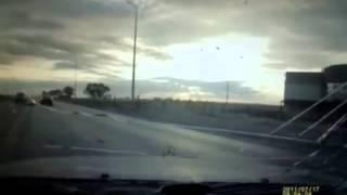 В стиле GTA: лихач собрал три ДТП и убил себя на встречке