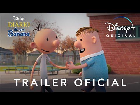 Diário de um Banana | Trailer Oficial Legendado | Disney+